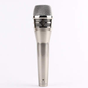 KSM8 Wired Microphone Dynamic cardioid vocal Microphone Professional karaoke Handheld Microphone for Live Stage Performance show Mic Free