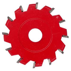 8mm Cutter rotonda Seghe Lame dischi Aprire pannello composito di alluminio Slot Groove alluminio Plate Per mandrino M