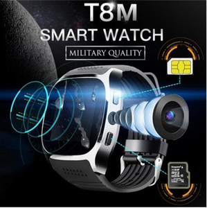 T8 Bluetooth Smart Watch с камерой Facebook Whatsapp поддержка SIM TF Card вызов спортивных Smartwatch для IOS Android Smart Wearable Technology