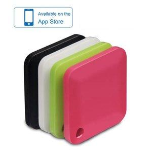 Mini Bluetooth GPS Trackers Wireless Anti-lost Alarm Child Bag Wallet Key Finder GPS Locator Lost Remind for Car Pet