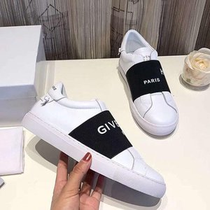 2020 Designer Triple S Men &#039 ;S Sports Shoes Women &#039 ;S Leather Casual Shoes Low Top Lace Up Casual Flat Shoes With Box Free Shippin