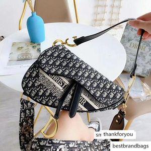 Mistura de Marketing barato Últimas designer bolsas Mulheres S Bolsas de ombro das senhoras Di Ou Saddle Bag Cor