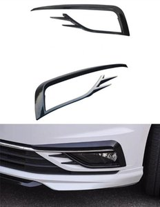 For Golf 7 Golf 7.5 UPGRADE TO GOLFGTI STYLE FOG LIGHT GRILLE FOG LAMP FRAME