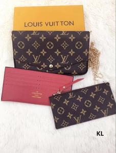 2020 nuova borsa a tracolla a catena set luxurys borse 3 pezzi designer crossbody delle donne delle borse di stile bag e la borsa nuovo stile