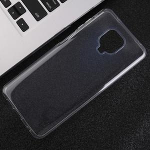 Pour Xiaomi redmi Remarque 9S 8T 7 Go Mi 10 Pro 9 CC 9 9E Lite Cover TPU Transparent Phone Case