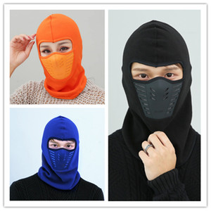 9colors !! Nuovo antivento Face Ski Mask esterna cappello di inverno maschera adatta per l'arrampicata Sci bicicletta del motociclo