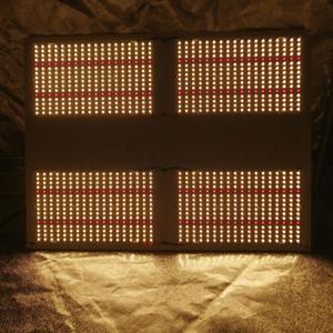 GAN 550 V3 Samsung lm301h 3000k 3500k mezcla de color rojo oscuro 660nm UV IR 480W cuántica llevado tablero de la lámpara LED de Samsung crece ligero para las plantas de interior