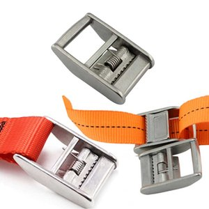 3PCS Top Tie Buckle Kayaks Roof Belt Buckle Straps, Straps And Bags