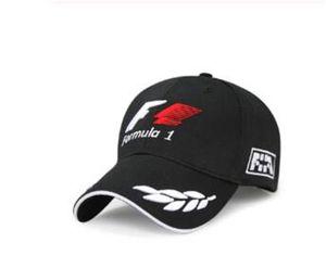 2020 Boné de beisebol Linha Moda Sports F1 Racing Cap Mens Hat para peixes ao ar livre longo Visor Brim Sombra Snapback Chapéu de Sol óssea Gorras