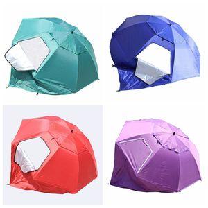 해변과 스포츠 이벤트 야외 가제트 DBC BH3746에 대한 옥스포드 비치 파라솔 다기능 양산 낚시 우산 비 캐노피 우산