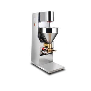 SICAK Satış ticari otomatik köfte yapma makinesi / Dolması köfte makinesi makinesi / et hap şekillendirme makinesi