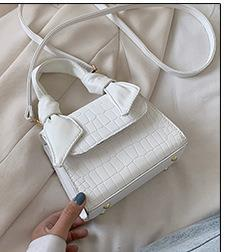 Designer Women's Bags, Foreign Luxury, 2020 Popular New Trendy Wild Handbag Shoulder Bag, Fashion Oblique Small Square Bag