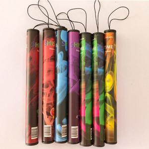 2019 Toptan Shisha Zaman E Nargile 500 poğaçalar Boru Kalem elektronik sigara Çubuk Shisha Nargile atılabilir lüks atılabilir vape kalem Sticks