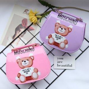 Kinder Jelly Messenger Bag Stilvolle Baby-Schultertasche Kleinkind-Geldbeutel-Mädchen Mini-Süßigkeit-Farben-Beutel-Baby-Taschen