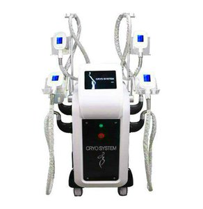 4 Handles Cryolipolysis Fat Freeze Body Shape Cryolipolysis Equipment For Fat Loss Fat Reducing Machines Cryolipolysis Weight Reduce