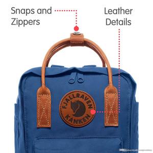 Outlet Fjallraven Kanken Cortical Hand Children Backpacks Blue Ridge Comfortable Backpacks Baby Bag Daily Canvas Backpacks For Everyday