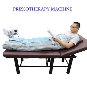 drenaje linfático envoltura corporal presoterapia pérdida de peso que adelgaza la máquina del cuerpo de desintoxicación del cuerpo equipo de salón de belleza de infrarrojos portátil