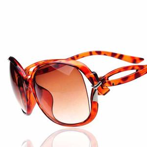 숙녀 선글라스 2018 new UV400 7 색 선글라스 패션 선글라스 도매 큰 상자 활 그라데이션 두꺼비 안경