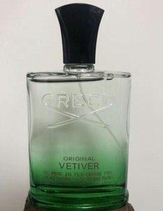 2019 HOT Creed Vetiver IRISH for men духи спрей духи с длительным временем хороший запах качество аромат capactity зеленый 120 мл одеколон