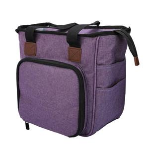 Vente Portable Tricot Crochet sac de rangement Aiguilles à coudre Organisateur Sac Case TB