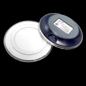 Compatibilidad inalámbrica cargador universal Qi-Certificado rápido de carga inalámbrica Pad 10W para el iPhone 11/11 Pro Max / Xs Max / X / XR / X / 8 +