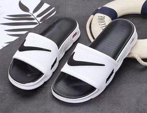 zapatillas ojo del diablo Slide Playa de diseño zapatillas de raso Persecución mujeres de las sandalias de los hombres zapatos de lujo del tirón del deslizador de los fracasos de manera ocasional