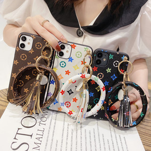 Novel bracelet, refined PU leather LU phone case, suitable for iPhone X S R 7 8 plus 11 12 pro MAX