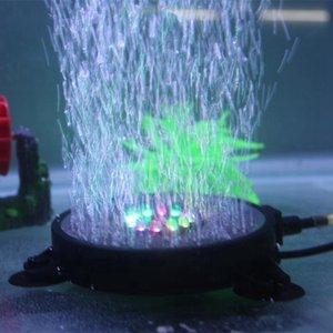 Aquarium Fish Tank Led Дайвинг освещение Декоративное Прожектор круглый пузырь света (EU ПРОБКА) Другое Aquarium Fish