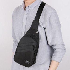 WENYUJH Наружная Мужская сумка отдыха Водонепроницаемый Single Shoulder Наклонная Straddle сумка Зарядка для путешествий 2019 Новая мода