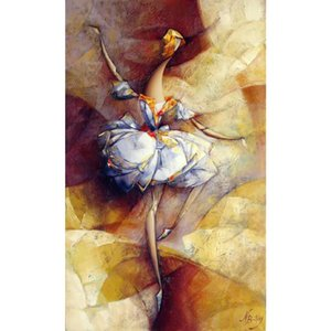 Canvas art White Swan still life oil painting Hand painted beautiful flowers art for wall decor