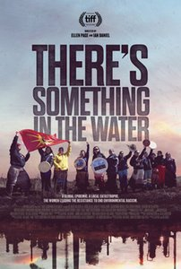 There's Something in the Water poster silk Art new movie 02