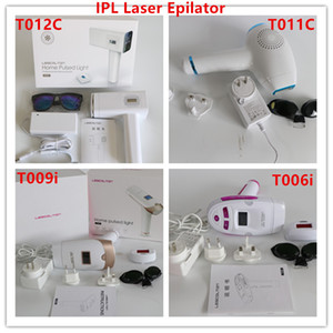 Factory Supply Lescolton IPL Laser Hair Removal Machine RF Skin Rejuvenation Mini Home Use Electric Household IPL Laser Epilator