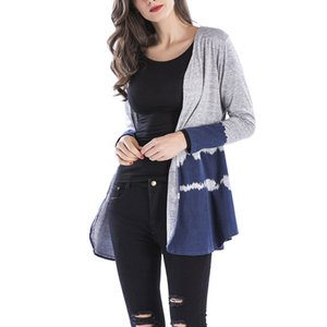 Women Cardigan Loose Sweater Long Sleeve Cotton Outwear Knitted Coat Tops New Sexy Party Coat Female Girl Casaco Feminino #30