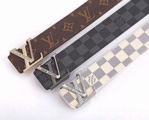 New 2018 products, European style, high-end fashion, premium cattle belts, luxury belts, free delivery!