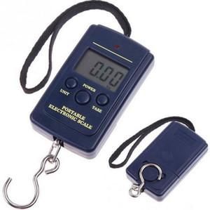 As escalas acessíveis da bagagem de 40kg Digitas 88Lb 1410oz LCD indicam a escala de suspensão do peso da pesca