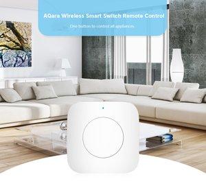 AQara original WXKG12LM Wireless Smart Switch App Intelligent Télécommande / Sonnette pour Smart Devices