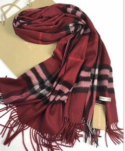 Moda invierno top 100% cachemira marca padre-hijo moda bufanda 2018 diseñador Queen Plaid súper manta bufanda entrega gratuita