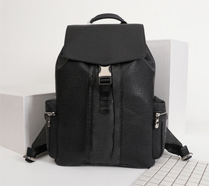 mochila de los hombres y mujeres de color rosa Sugao mochila mochilas mochila de diseño de lujo bolsa de la escuela de la marca impresa flor de la lona del nuevo material moda