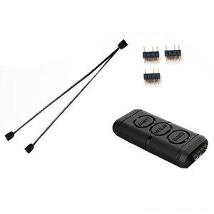 FRGB ARGB Controller Lüfter Gehäuselüfter Verfärbung mit Mehr Erweiterung Spiel Zubehör FRGB ARGB Controller Fans Chassis fa Ausgerüstet