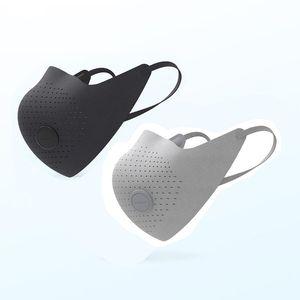 AirPOP original de la máscara de desgaste Aire PM0.3 / PM2.5 anti-niebla de la mascarilla con filtro de oreja ajustable Colgando Mascarillas cómodo