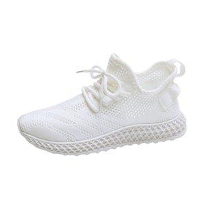 352 corps de chaussure est léger et confortable, volant matériau tissé est doux, confortable et ne fait pas mal aux pieds.