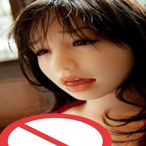 Inflatable Semi-solid silicone doll TPE Sex Love Doll Mannequin Adult Oral Vagina Anal Sex Love Sexy Toys for Men and Big Ass