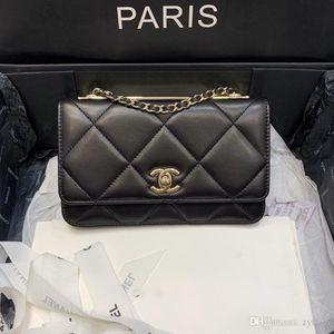 cena di moda Borse donna di spalla del messaggero della nuova delle donne mini borse dal design di lusso in pelle borsa rombo di qualità superiore bag
