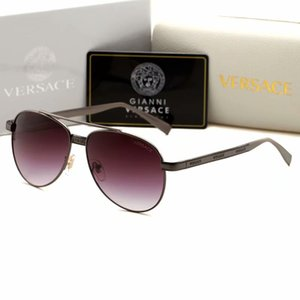 Ev Moda Aksesuar Güneş Ürün detay TOP kalite Cam mercek Polit lüks carfia UV400 güneş gözlüğü erkekler için 0106 Güneş Gözlüğü
