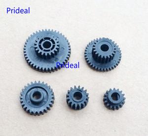 Prideal 10 sets Nuevo engranaje de alimentación de papel compatible para TM-U220PA TM-U220PB TM-U220PD tm220 POS Engranajes del motor de alimentación de papel de la impresora