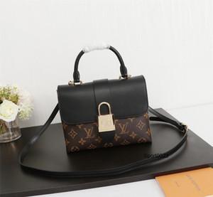2020 qualit name women' top popular handbag DESIGNER sloping shoulder bag size 23 * 17 *8 cm6586