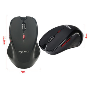 Gamer Mac PC Bilgisayar Fareler için kablosuz Bluetooth Gaming Mouse Dizüstü Oyun 2400 DPI 6 Düğmeler Ayarlanabilir Optik