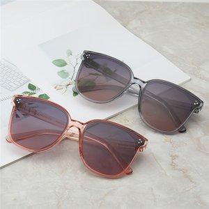Cadre Femmes Nouveaux Sunglasses classiques Polarized Sunglasses Mode 2019 Designer Sunglasses Luxe - Protection UV transparente pour hommes Glas Anmo