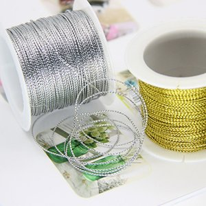 20m Wrapping Rope Tag Rope Ribbon Rope Tag Line Thread Cord String Strap No-slip Clothing Gift Deco Bracelet Making