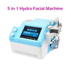 5 in 1 idra acqua hydradermabrasion faical idro peeling ringiovanimento della pelle anti invecchiamento della pelle a spruzzo scrubber ossigeno mitragliatrice bellezza